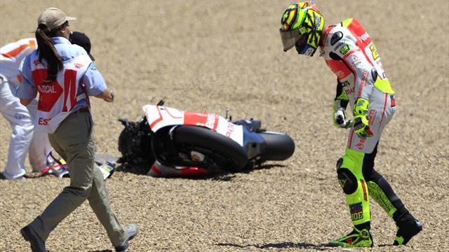 Motorcycling - Iannone to miss Laguna Seca race