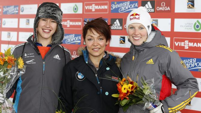 Park City Bobsled and Skeleton World Cup
