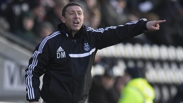Football - McInnes: We don't fear Celtic