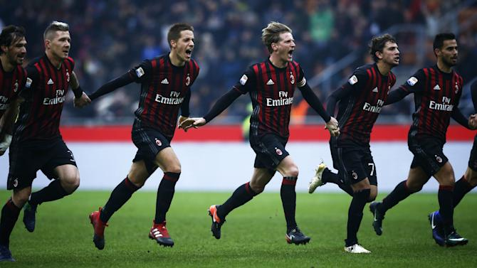 Savicevic: Champions League qualification paramount for Milan