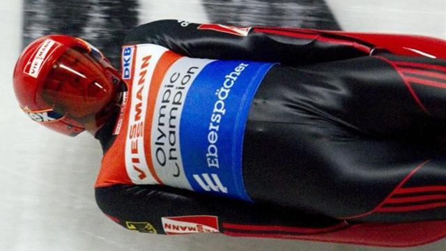 Luge - World Cup leader Loch wins first European title