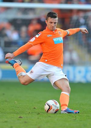 Barry Ferguson has made just seven appearances for Blackpool this season