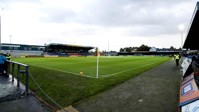Almost 5,000 fans turned out for Ross County's first game in the SPL