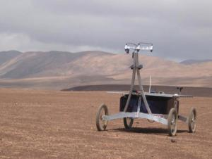Rover Drills Deep Into Chilean Desert to Aid Mars Life Hunt