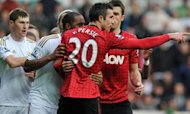 Opinion Divided Over Van Persie Incident