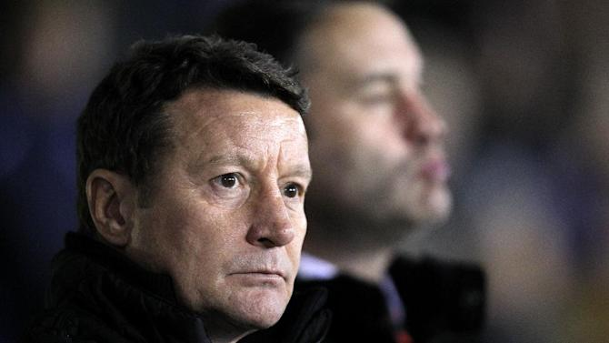 Danny Wilson saw his side claim their third consecutive 1-0 win on Monday