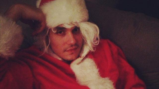 Mayer, Perry Spend Christmas Together