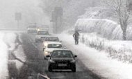 Weather Warning: Blizzards To Blanket Britain