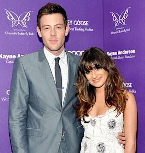 """Lea Michele Recorded Song """"You're Mine"""" For Cory Monteith on Debut Album: """"It Makes Me So Happy"""""""