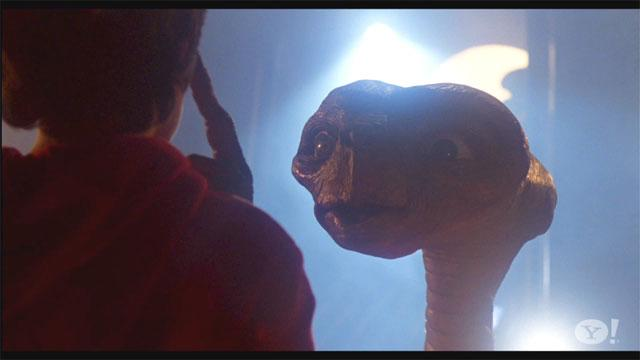 'E.T.: The Extra-Terrestrial' Insider Access