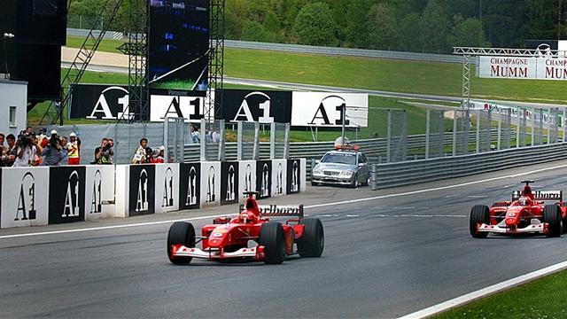 Formula 1 - Return of Austrian GP comes a step closer