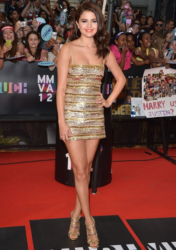 MuchMusic Awards 2012 Best Dressed: Selena Gomez & More