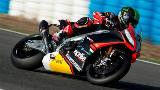 Superbikes - Laverty does the double in final round