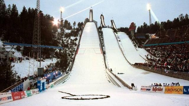 Ski Jumping - Austria win Lahti team event