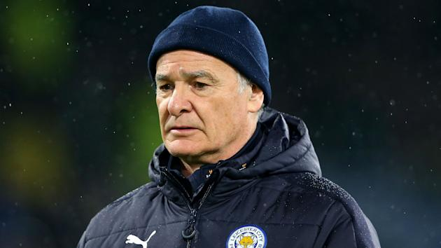 Leicester City may be Premier League champions and a Champions League last-16 team, but Claudio Ranieri thinks Millwall are favourites.