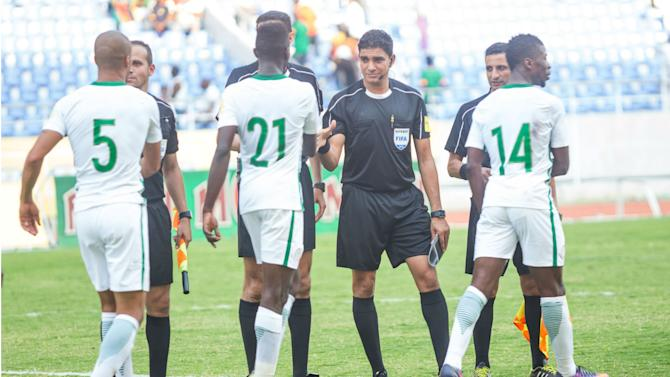 Fifa appoints Gambian referee for Nigeria vs Algeria qualifier