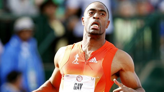 Athletics - Coe wants IAAF to investigate Gay's doping ban further