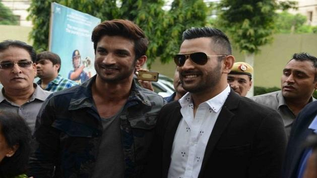 When MS Dhoni lost his cool over Sushant Singh Rajput