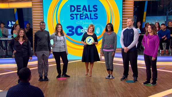 Good Morning America Deals And Steals September 2014 : Gma mega deals and steals exclusive discounts on