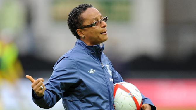 Hope Powell has been recognised for her work as England and Great Britain coach