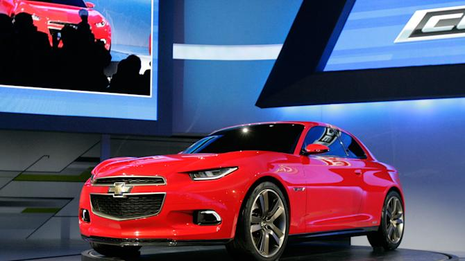 Chevrolet Code 130R and Tru 140S Concepts
