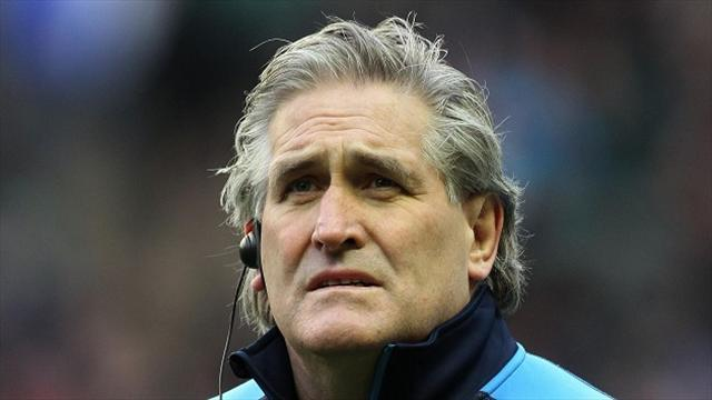Six Nations - Scotland search for new coach as Johnson moves upstairs