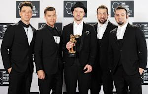 """Justin Timberlake's 'N Sync Bandmates """"Upset"""" He Scaled Back Songs for VMA Reunion"""