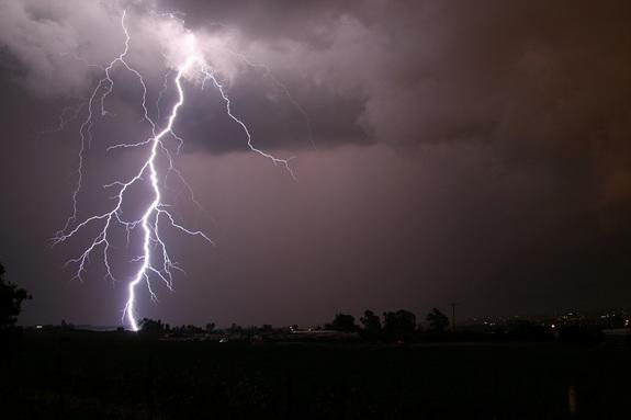 Fishing Tops List of Lightning Death Causes