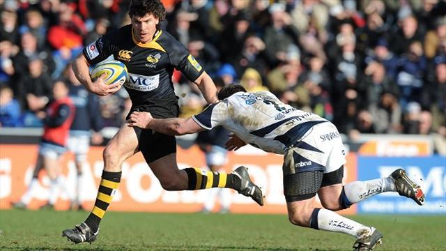 Rugby - Jacobs makes Wasps return