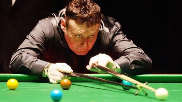 Snooker - White scalded by Burns as he joins Davis in failing to reach Crucible