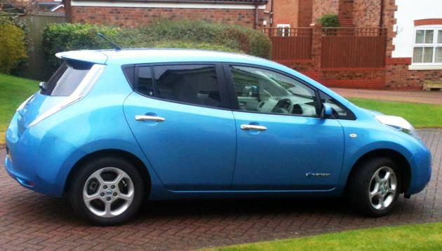 The Nissan Leaf - Would an electric car save you money?