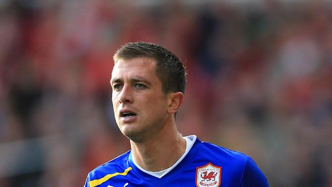Andrew Taylor has established himself as the Bluebirds' first choice full-back
