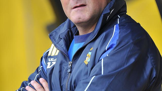 Football - Adams salutes table-topping Vale