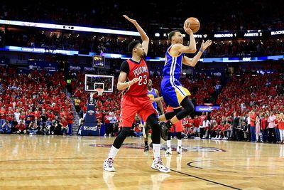 Warriors vs. Pelicans, NBA playoffs 2015: Time, TV schedule and live stream for Game 4
