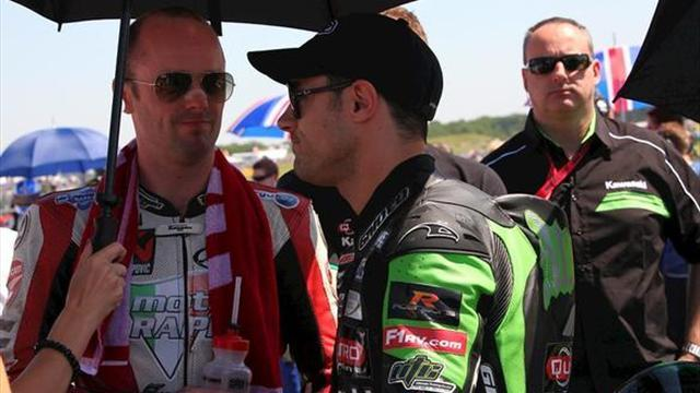 Motorcycling - Smart joins Laverty as crew chief for Aragon MotoGP