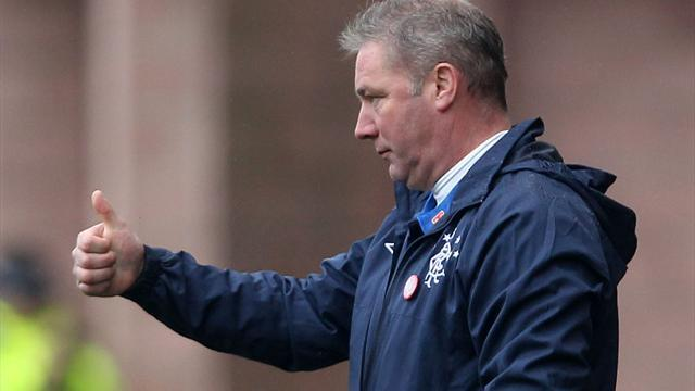 Scottish Football - McCoist vows caution with £10m kitty