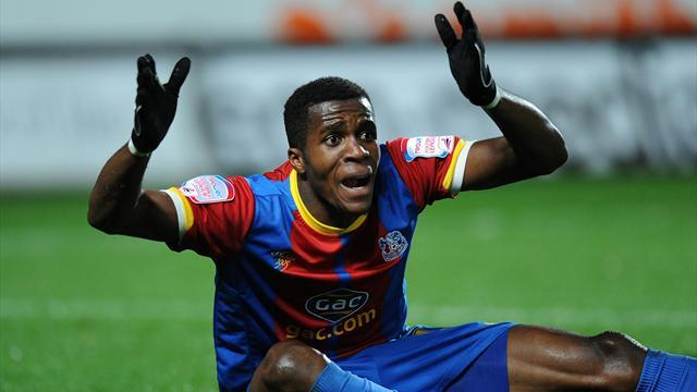 Championship - Wenger: We never wanted Zaha