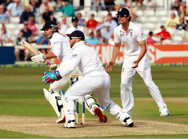 Cricket - International Tour Match - Essex v England - Day Two - County Ground