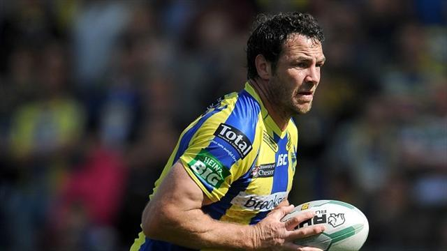 Rugby League - Morley to end career at Salford