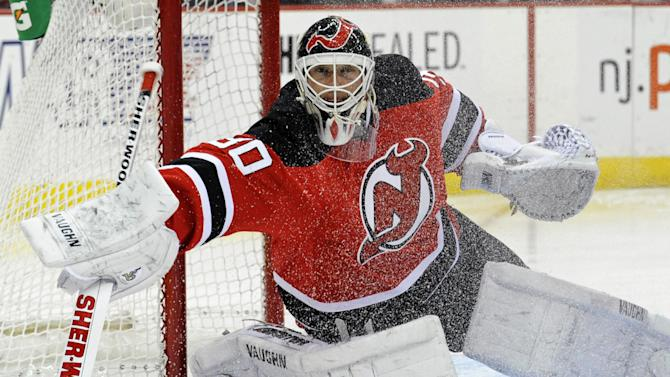 Martin Brodeur is Devils' No. 1 goaltender again