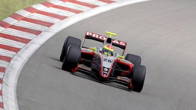 GP2 - Canamasas joins Caterham