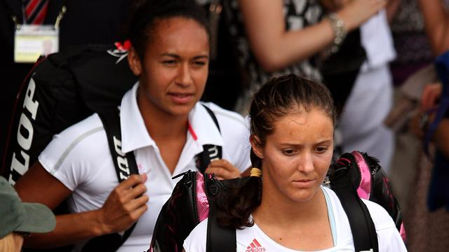 Fed Cup - Britain to face Argentina