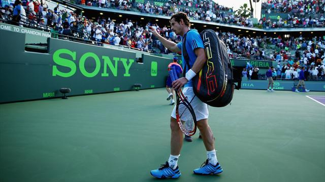Tennis - Recovering Murray exits in upbeat mood