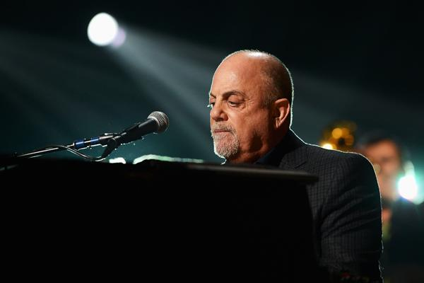 Billy Joel Not Retiring, Mulling Complete Album Concerts