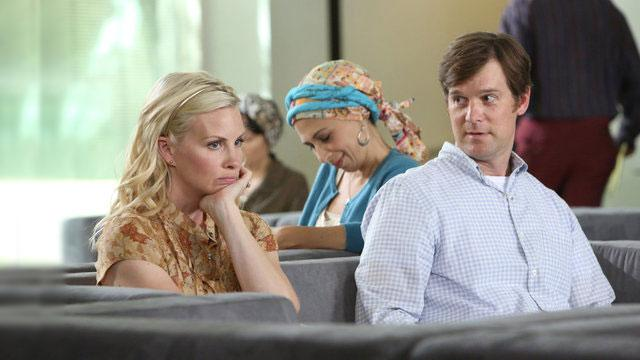 Monica Potter On Personal 'Parenthood' Storyline