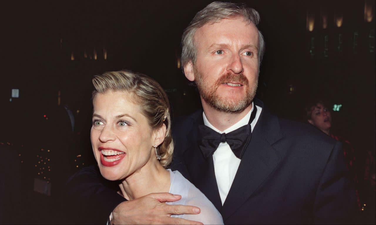 <p>十、詹姆斯卡麥隆和琳達漢彌頓:兩人是因1984年的首集《魔鬼終結者》而相識,但要等到第二集電影在1991年上映,而他也跟凱薩琳畢格羅離婚之後,他們才開始同居。兩人在1997年步入禮堂,但這段婚姻只維持了九個月,便得輪到離婚律師上場,而琳達漢彌頓也收到了五千萬美金的贍養費。 </p>
