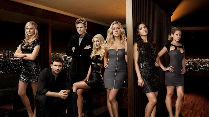 """The cast of the final season of """"The Hills"""""""