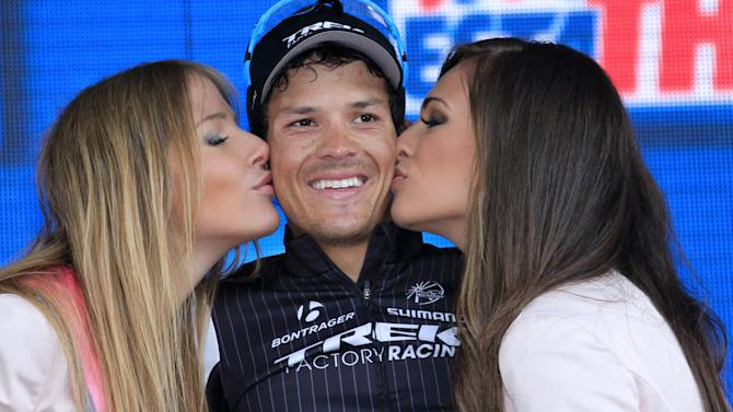 Giro d'Italia - Arredondo leads Colombian one-two in stage 18