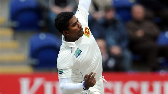 Cricket - Herath in seventh heaven