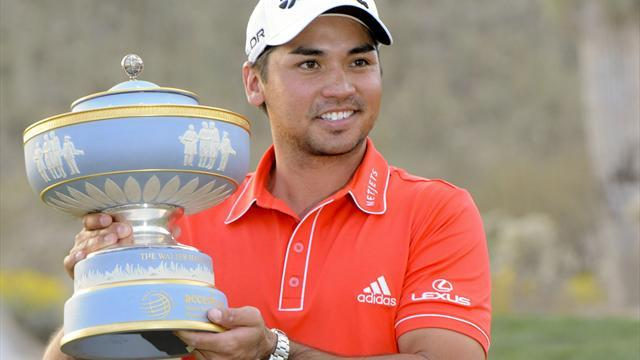 Golf - Day wins World Match Play thriller on fifth extra hole